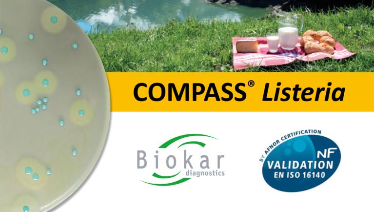 Biokar Compass Listeria