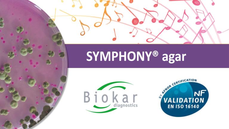 Biokar Symphony agar