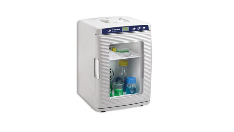 mini-incubator van Gilson