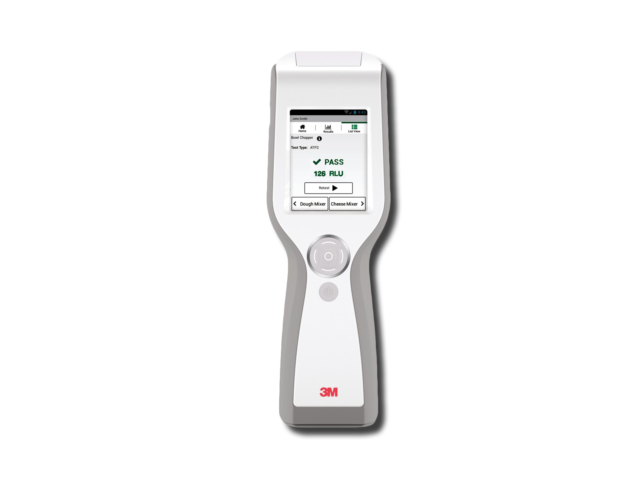 3M™ Clean-Trace™ Luminometer: ATP-meter